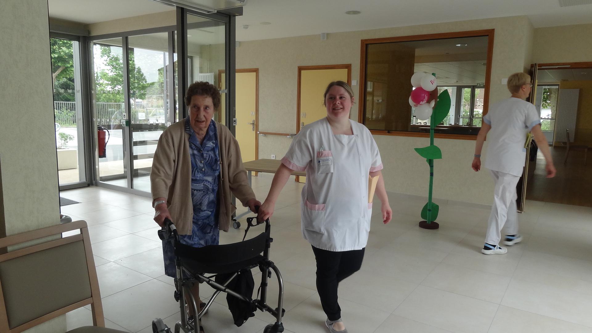Lundi 2 juillet 2017 : ouverture du nouvel Etablissement pour personnes âgées dépendantes